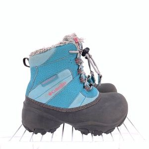 Columbia Girls Winter Boots Size 11